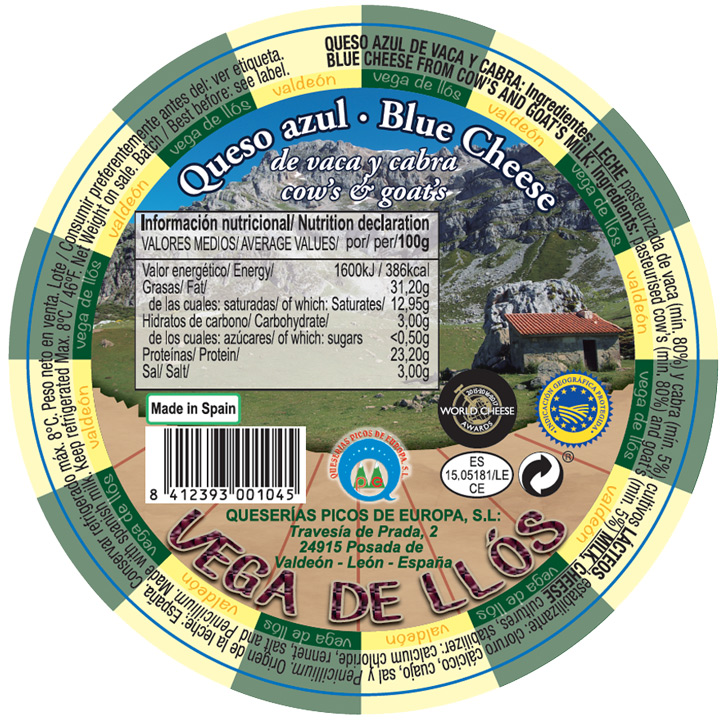 Vega de Llos Blue Cheese