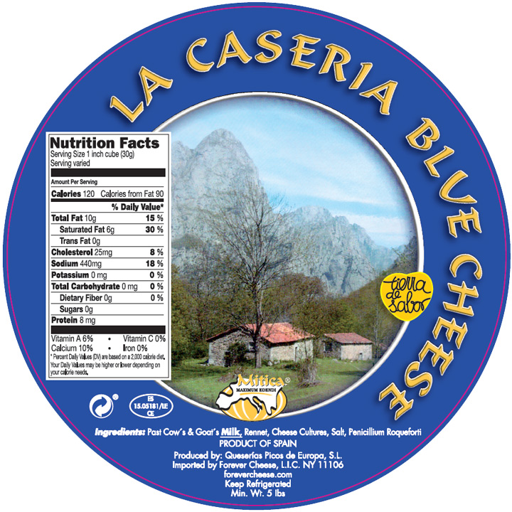 La Caseria Blue Cheese