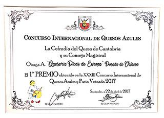 Premios - 2017