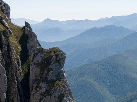 Valle de Valdeón - Paisaje